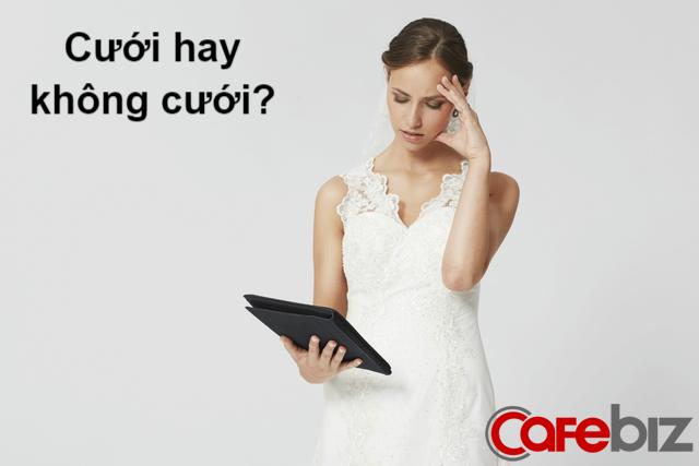 Tại sao đám cưới đang ngày càng giống những cú lừa? - Ảnh 2.