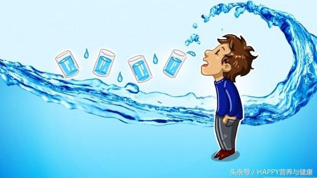 Nếu thấy 7 tín hiệu này xuất hiện trên cơ thể, việc đầu tiên bạn cần làm là uống ngay 1 cốc nước thật nhanh  - Ảnh 1.