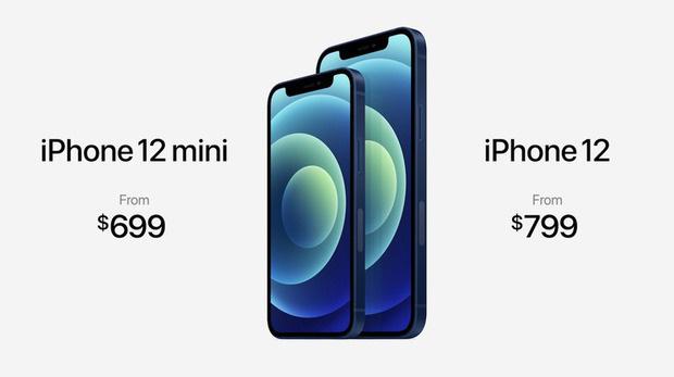 Apple đã cho chúng ta ăn cú lừa, giá iPhone 12 thấp nhất không phải 699 USD mà tận 729 USD - Ảnh 1.