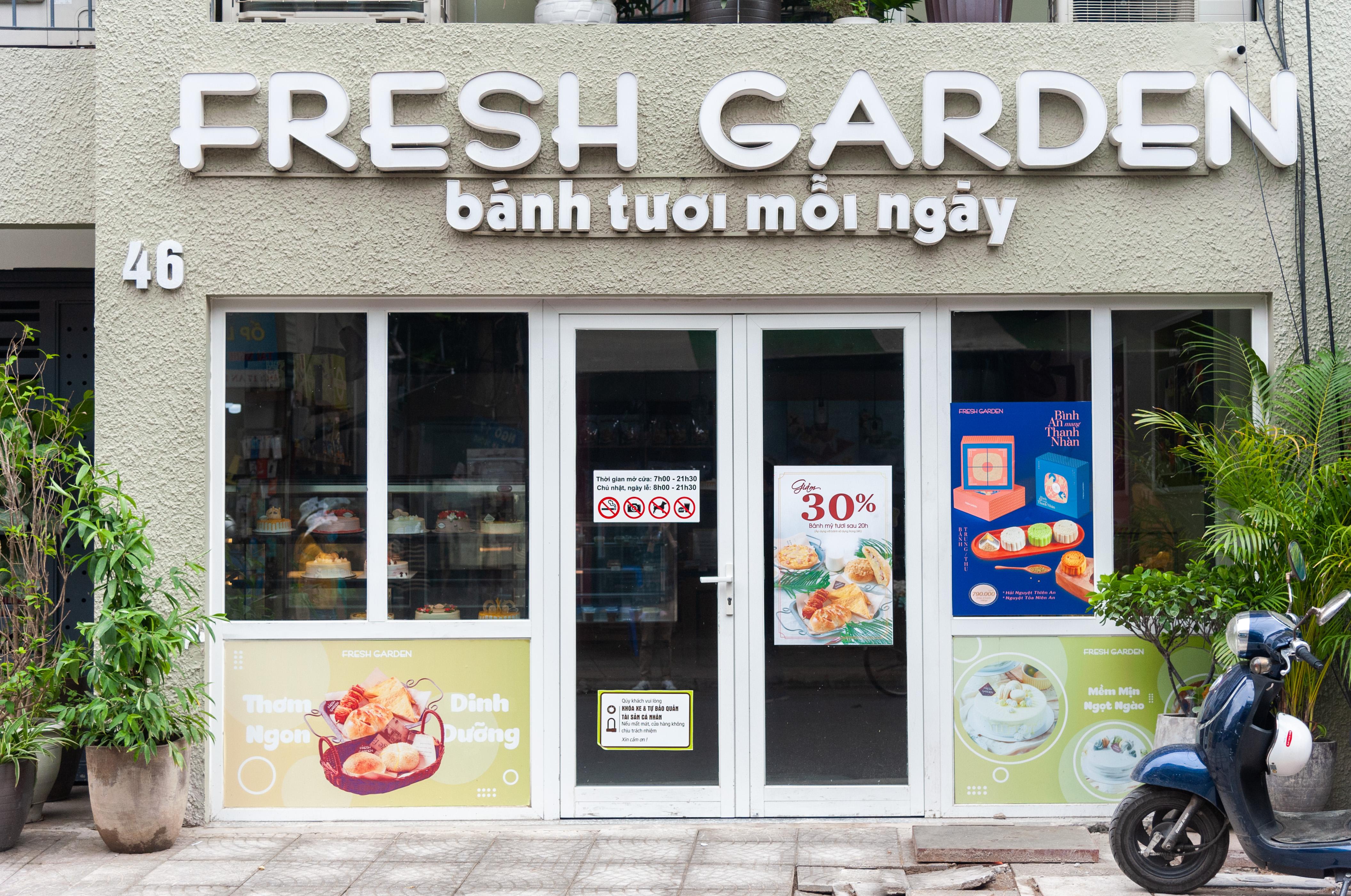 Chủ nhân bí ẩn của 60 cửa hàng Fresh Garden: Dân chứng khoán rẽ ngang vì mê bánh, 10 năm chưa chi một đồng cho Marketing - Ảnh 8.