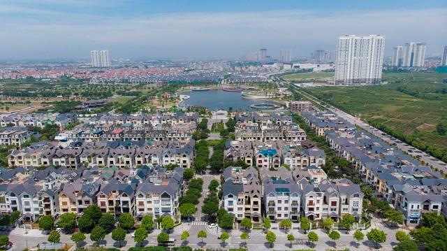 Hà Đông, Hoàng Mai dẫn đầu nguồn cung biệt thự, nhà liền hề tại Hà Nội - Ảnh 1.