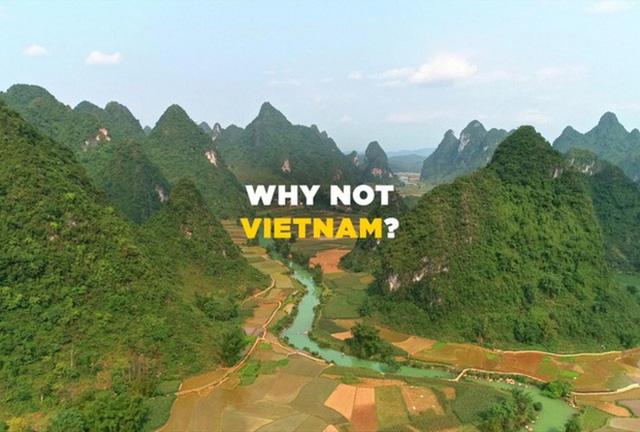 Clip kích cầu du lịch Việt Nam sẽ được CNN phát sóng trong vòng 6 tuần nhằm quảng bá đến toàn thế giới  - Ảnh 1.