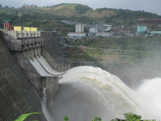 Động đất gần thủy điện Sông Tranh 2 khi thủy điện đang đầy nước  - Ảnh 2.