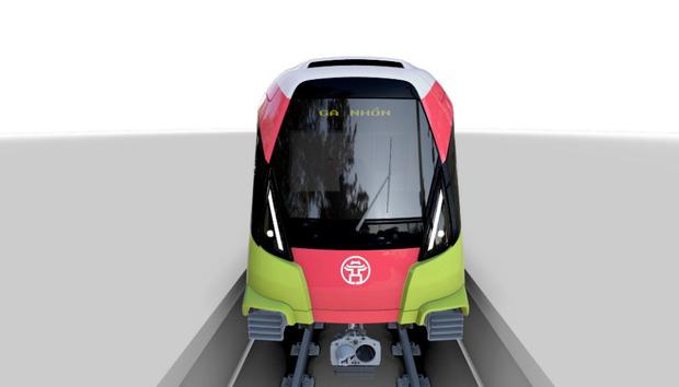Đoàn tàu metro đầu tiên của dự án đường sắt đô thị số 3, đoạn Nhổn - ga Hà Nội sẽ cập cảng Hải Phòng sớm hơn dự kiến - Ảnh 1.