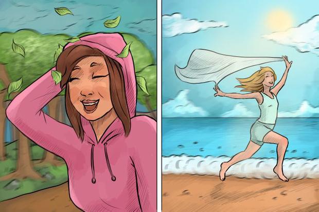 Loạt ảnh diễn tả 2 kiểu người thường gặp trong cuộc sống, xem xem biết đâu bạn cũng tìm thấy chính mình trong đó - Ảnh 13.