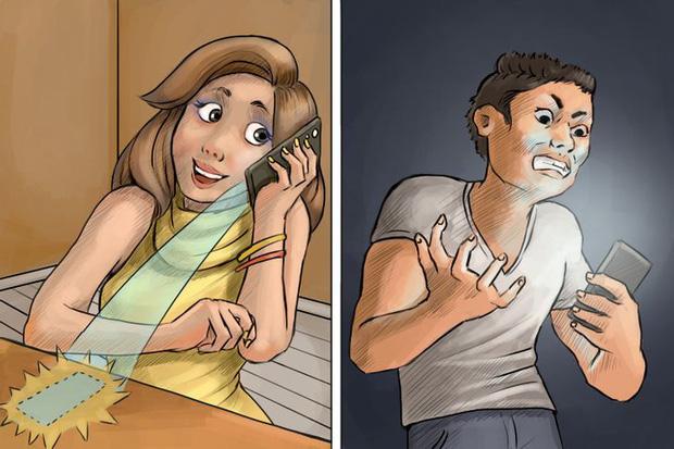 Loạt ảnh diễn tả 2 kiểu người thường gặp trong cuộc sống, xem xem biết đâu bạn cũng tìm thấy chính mình trong đó - Ảnh 14.