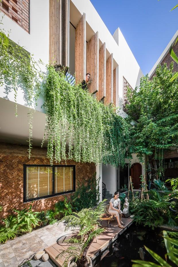 Ngôi nhà 125m2 đẹp như resort của cặp đôi yêu nhau từ cấp ba, đầu tư 2 tỷ với thiết kế đưa gió vào mọi ngóc ngách - Ảnh 4.