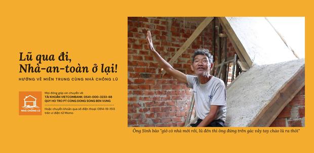Một lần nữa, những căn nhà phao trong dự án Nhà Chống Lũ phát huy tác dụng tại Quảng Bình - Ảnh 5.