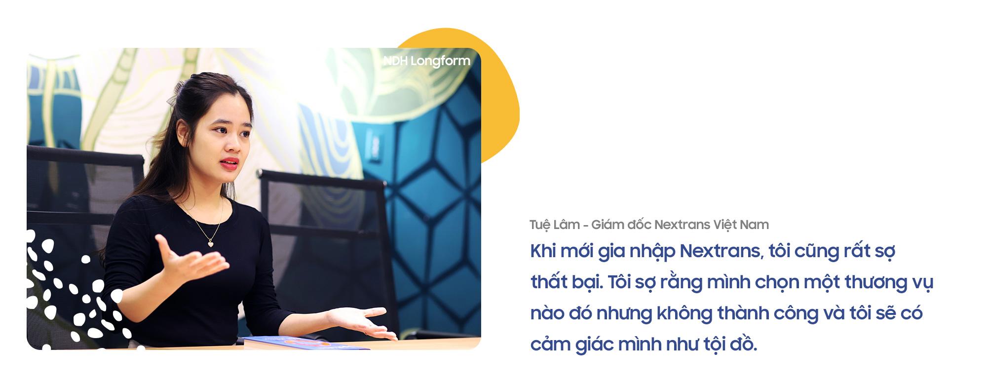 Giám đốc Nextrans Việt Nam: Nếu nghĩ phụ nữ đầu tư cảm tính, hãy đọc cuốn 'Warren Buffett invests like a girl' - Ảnh 2.