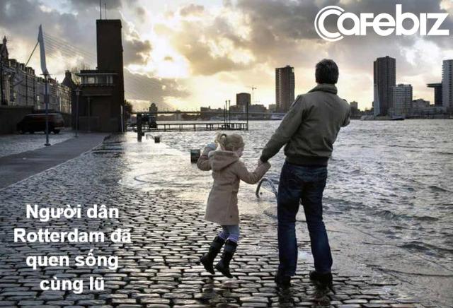 Thành phố Rotterdam: Sống chung với lũ 800 năm, trở thành đô thị lớn thứ 2 Hà Lan và cảng biển lớn nhất Châu Âu - Ảnh 2.