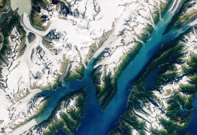 Nguy cơ sóng thần liên quan đến lớp băng vĩnh cửu ở vùng cực tan chảy - Ảnh 1.