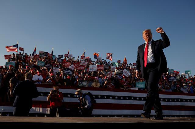 """""""Canh bạc lớn"""" của Tổng thống Trump ở bang chiến trường Pennsylvania  - Ảnh 1."""