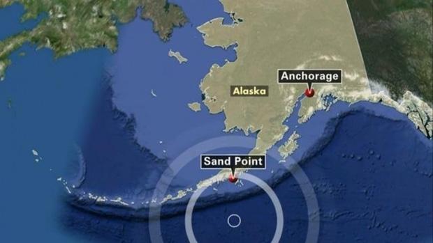 Động đất gây cảnh báo sóng thần ở Alaska, Mỹ - Ảnh 1.