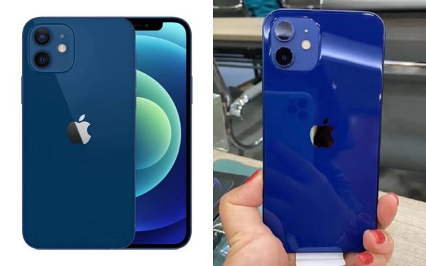 Lộ diện full màu các mẫu iPhone 12, phiên bản màu xanh blue bị chê tới tấp - Ảnh 5.