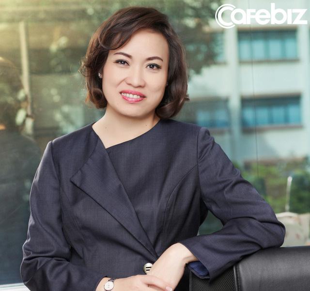 CEO Talentnet: Phụ nữ không cần trở thành người hoàn hảo, chỉ cần biết người biết ta! - Ảnh 1.