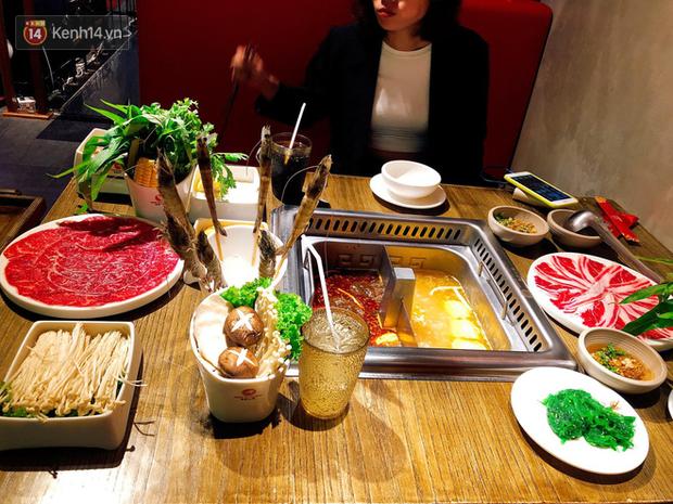 Ăn buffet bị phạt 200k vì thừa bó rau muống, thực khách đăng bài tố: Tôm thịt cá không có, còn rau bắt dùng hết nghĩ có ức không? - Ảnh 3.