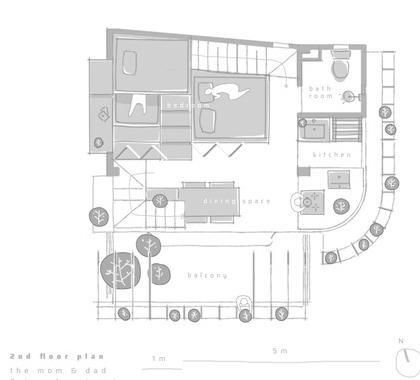Huế: Căn nhà cũ kỹ, tồi tàn sau khi cải tạo sáng bừng cả góc phố, đẹp lạ trên báo Mỹ - Ảnh 24.