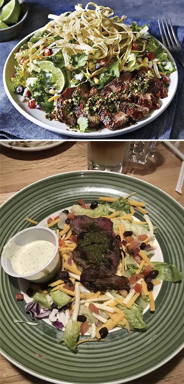 """Kinh doanh """"khôn lỏi"""" như các nhà hàng: Hình để một đằng nhưng mang ra phục vụ một nẻo, khách không dám đến ăn lần 2 - Ảnh 3."""