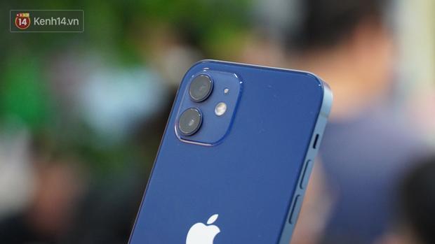 Trên tay iPhone 12 và iPhone 12 Pro tại Việt Nam - Ảnh 9.