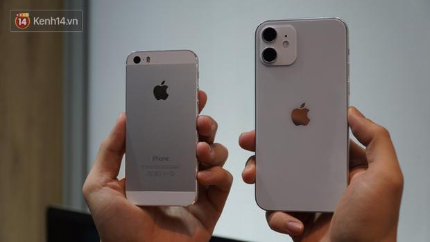 Trên tay iPhone 12 và iPhone 12 Pro tại Việt Nam - Ảnh 10.