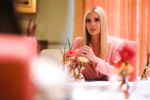Mãn nhãn với gu thời trang tinh tế và thanh lịch của Ivanka Trump - Ảnh 6.