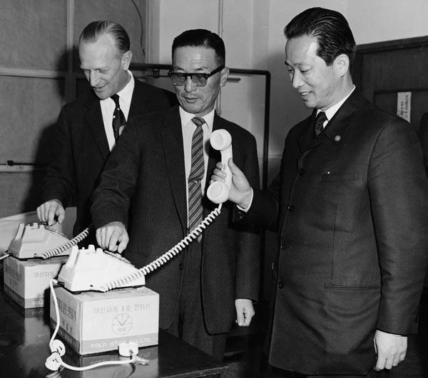 Lịch sử LG: Từ thông gia thân thiết đến đối thủ sống còn với Samsung - Ảnh 2.