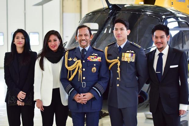 Hoàng tử trẻ tuổi của Brunei qua đời trong sự ngỡ ngàng của dư luận châu Á, cả nước thực hiện quốc tang 7 ngày - Ảnh 2.