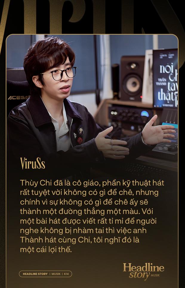 ViruSs: Có lẽ hạnh phúc của Sơn Tùng là đủ còn hạnh phúc của tôi là hơn Sơn Tùng - Ảnh 2.