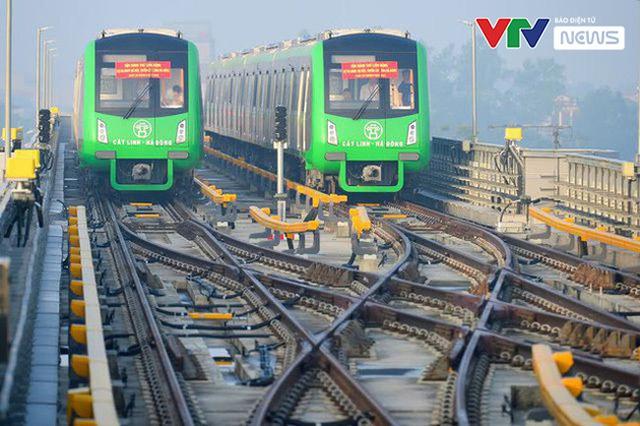 Đường sắt đô thị Cát Linh - Hà Đông xây dựng kế hoạch vận hành thử  - Ảnh 1.
