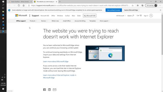 Microsoft vừa đóng cái đinh cuối cùng vào chiếc quan tài chôn sống Internet Explorer - Ảnh 1.
