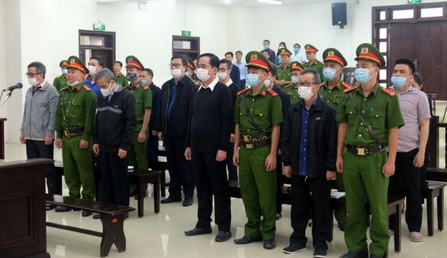 Xét xử đại án BIDV, GĐ Cty Trung Dũng: Quan hệ với ông Trần Bắc Hà thì doanh nghiệp của bị cáo chưa có cửa - Ảnh 1.