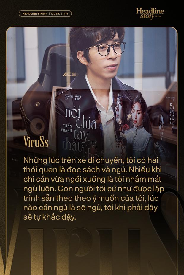 ViruSs: Có lẽ hạnh phúc của Sơn Tùng là đủ còn hạnh phúc của tôi là hơn Sơn Tùng - Ảnh 14.
