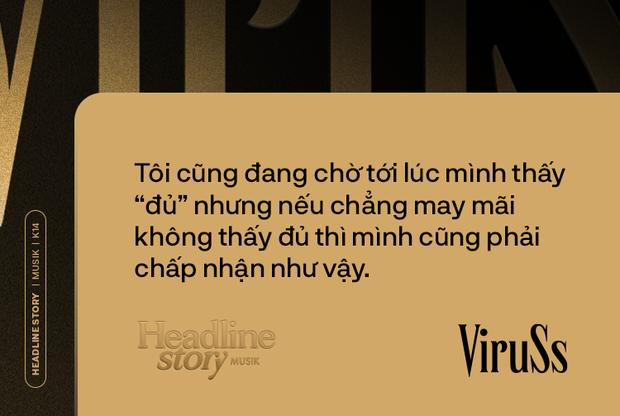 ViruSs: Có lẽ hạnh phúc của Sơn Tùng là đủ còn hạnh phúc của tôi là hơn Sơn Tùng - Ảnh 19.
