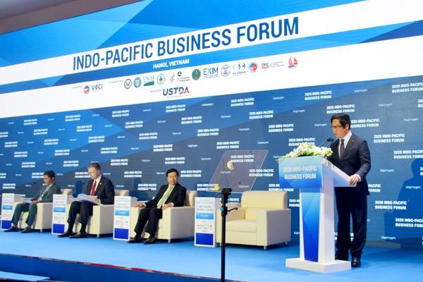 """Bộ trưởng Trần Tuấn Anh: """"Sẽ có làn sóng đầu tư mới của doanh nghiệp Hoa Kỳ vào Việt Nam"""" - Ảnh 4."""