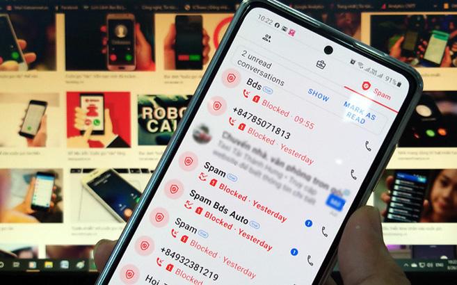 Hà Nội: Nhắn tin quảng cáo dịch vụ mua bán nhà, một cá nhân bị phạt gần 4 triệu đồng