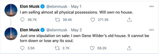 Elon Musk vừa bán căn biệt thự trị giá 7 triệu USD với giá chỉ 300.000 USD - Ảnh 1.