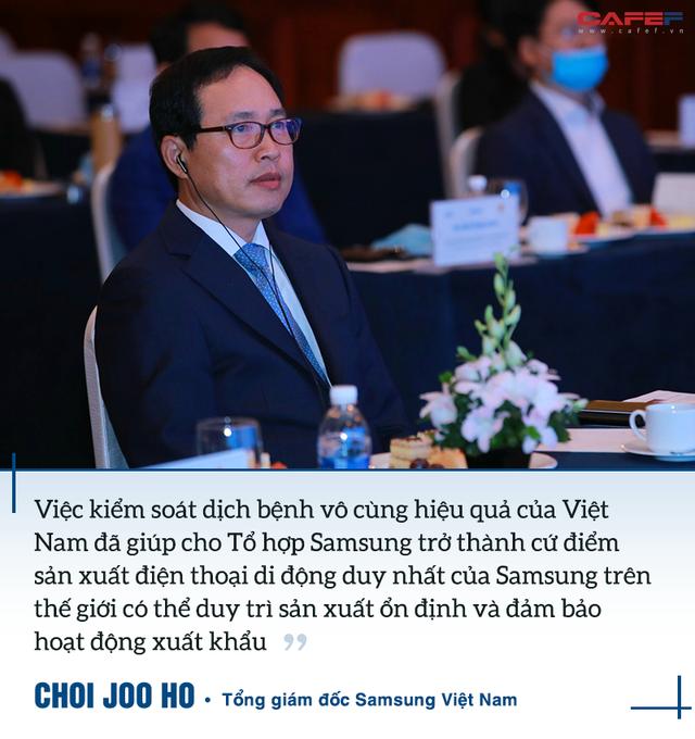 Tổng giám đốc Samsung tiết lộ lý do Việt Nam là cứ điểm sản xuất smartphone duy nhất của Samsung trên toàn cầu duy trì hoạt động ổn định  - Ảnh 5.