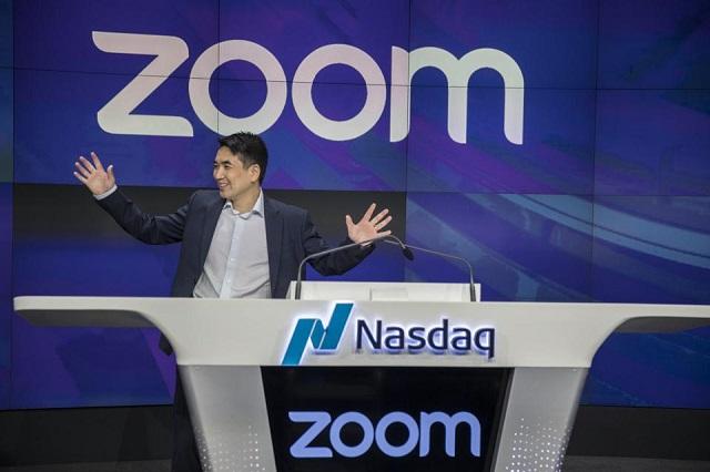 Giá trị vốn hóa của Zoom đạt 139 tỷ USD, tài sản của CEO gấp đôi chỉ sau 3 tháng - Ảnh 1.