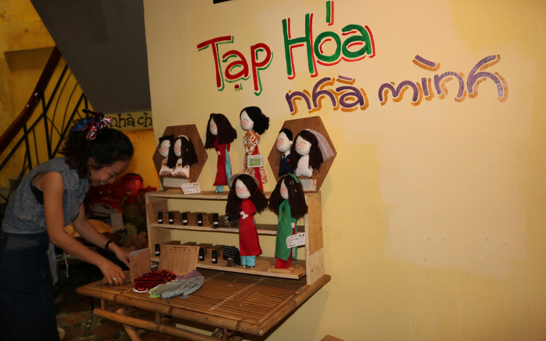 """Cuối tuần ở Sài Gòn: """"Nức lòng"""" quán cà phê kỹ năng mềm cho giới trẻ, tim lại hồi ức tuổi ấu thơ"""