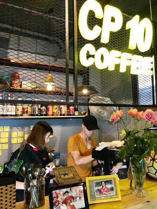Kinh doanh không khả quan, Công Phượng đã rút vốn khỏi quán CP10 Coffee tại Hà Nội - Ảnh 1.