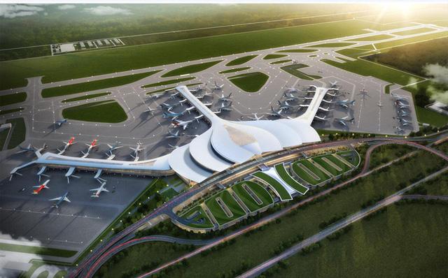 Gần 5.000 tỷ đồng xây dựng 2 tuyến đường kết nối sân bay Long Thành  - Ảnh 1.