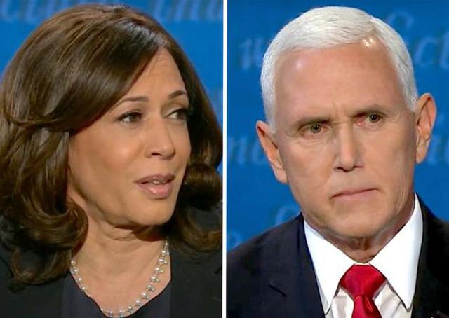 Kamala Harris - Mike Pence: Ai thắng trong cuộc tranh luận phó tổng thống?  - Ảnh 2.