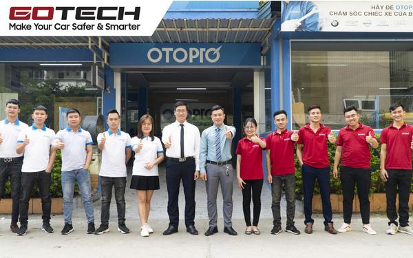 GOTECH bắt tay hợp tác cùng OtoPro đưa thương hiệu hàng đầu về màn hình ô tô thông minh gia nhập thế giới đồ chơi xe hơi