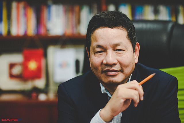 Những doanh nhân xuất thân từ giảng viên đại học: Từ Chủ tịch FPT Trương Gia Bình, cựu Chủ tịch ACB đến Chủ tịch BKAV Nguyễn Tử Quảng - Ảnh 1.