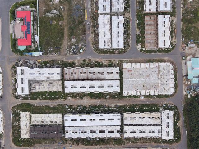 Toàn cảnh 680 biệt thự do LDG xây dựng khi chưa được giao đất tại Đồng Nai  - Ảnh 4.