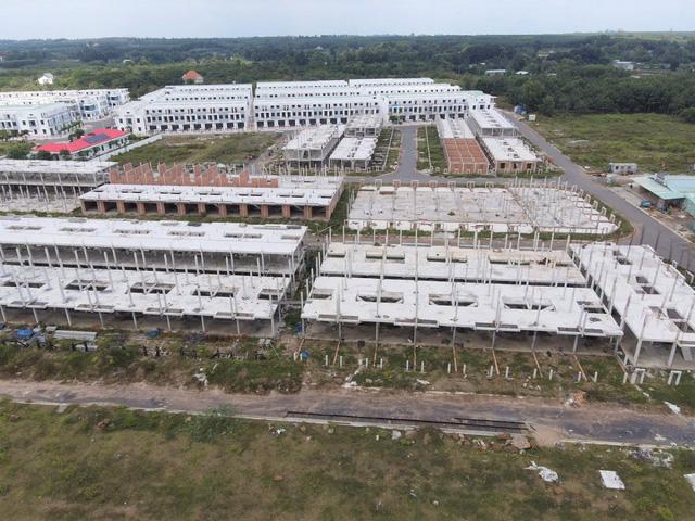 Toàn cảnh 680 biệt thự do LDG xây dựng khi chưa được giao đất tại Đồng Nai  - Ảnh 5.