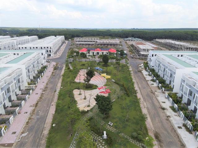 Toàn cảnh 680 biệt thự do LDG xây dựng khi chưa được giao đất tại Đồng Nai  - Ảnh 6.