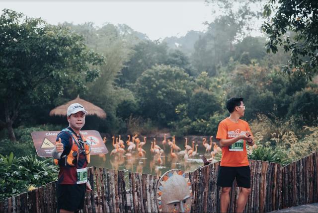 Đường đua WOW Marathon Vinpearl Phú Quốc - một mũi tên trúng nhiều đích: Vừa thoả cơn nghiện chạy, vừa tận hưởng trọn vẹn vẻ đẹp kỳ vĩ của đảo ngọc  - Ảnh 8.