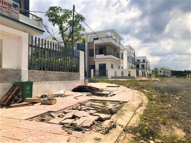 Toàn cảnh 680 biệt thự do LDG xây dựng khi chưa được giao đất tại Đồng Nai  - Ảnh 9.