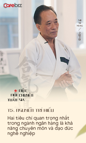 TS. Nguyễn Trí Hiếu: Aikido và thiền định giúp tôi bình tĩnh đối phó với nhiều hiểm nguy cuộc đời và giải quyết các xung đột kinh doanh trong ôn hoà - Ảnh 4.